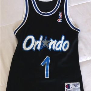 Orlando Magic Champion Basketball Jersey